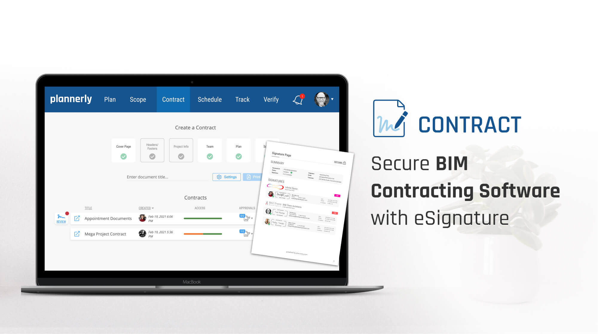 BIM Contracting Software for ISO 19650