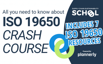 ISO 19650 Standards – 1 Hour Crash Course: Recording 🎥 PLUS 7 x ISO 19650 Resources!