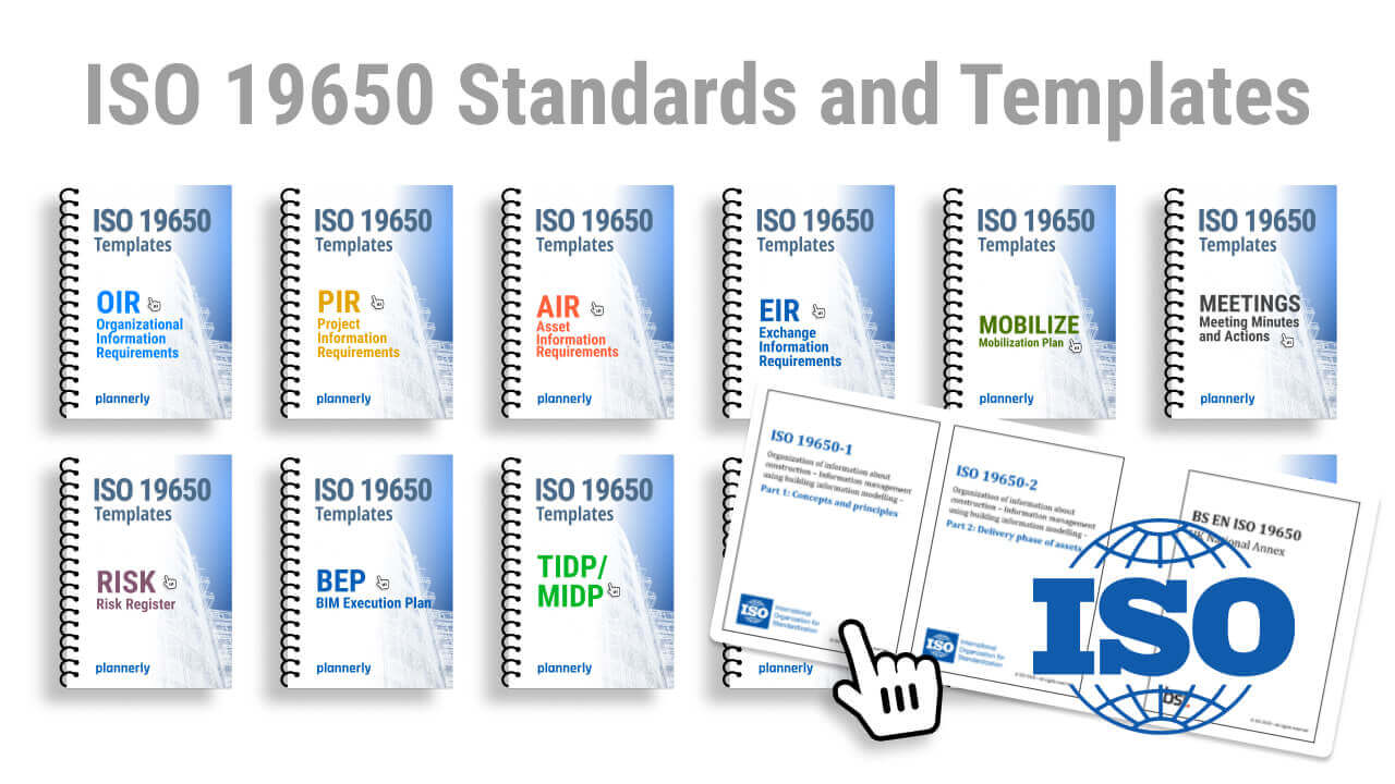 ISO 19650 Standards and templates